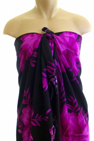 Maui-Hibiscus-Purple-on-Black-Sarong-STC0JHS01LB.jpg